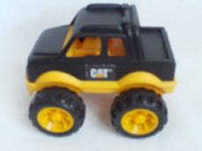 Adorable My 1st Push Along 'Caterpillar' Pick Up Truck Toy